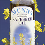 Munns Rapeseed Oil