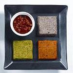 Vegetarian Pate Selection